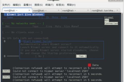 使用Aircrack-ng工具破解无线网络之攻击WPS(Wi-Fi Proteced Setup)