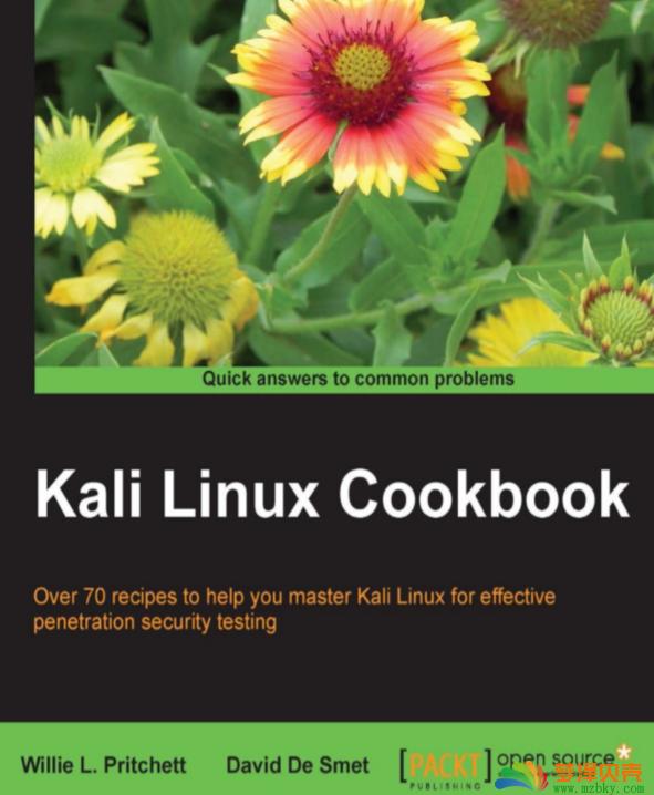 (Kali Linux Cookbook)Kali Linux 秘籍中文版.pdf