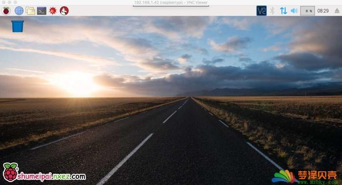树莓派 VNC Viewer 远程桌面配置教程