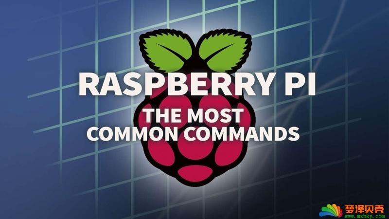 最常用的树莓派 Linux 命令及说明