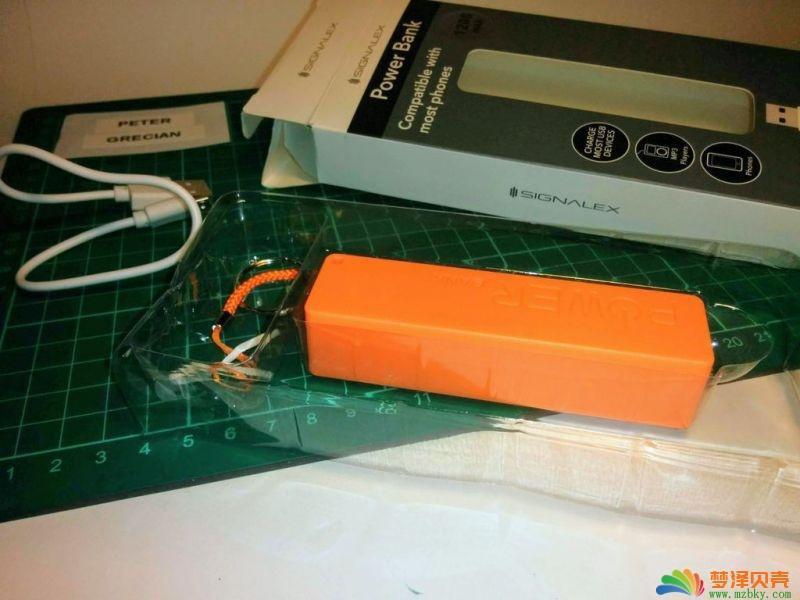 树莓派UPS:用充电宝改造的不间断电源