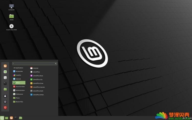 Linux Mint 20 新版本正式发布-已可下载