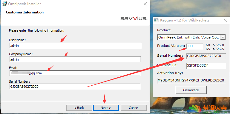 关于omnipeek11 激活安装教程【omnipeek抓包 WiFi Savvius空口抓包 混杂模式 数据分析】