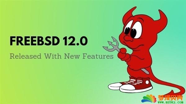 免费Unix操作系统:FreeBSD 12.2正式发布