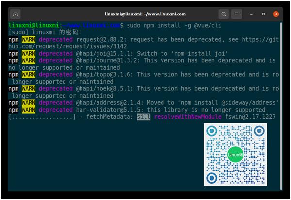 如何Linux部署下Vue项目环境