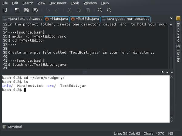 让 medit 成为你的下一个 Linux 代码编辑器