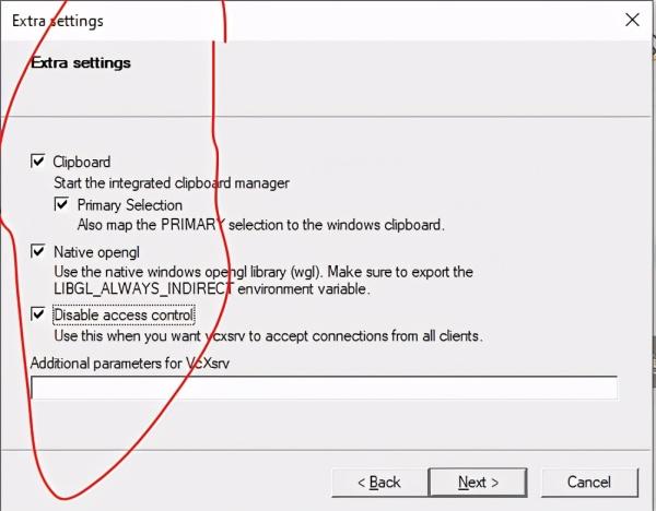 如何从Windows上运行任何Linux图形GUI程序?